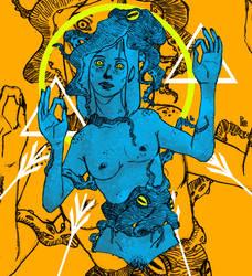 Sketch Tentacle lover
