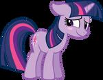 Twilight Sparkle Blushing