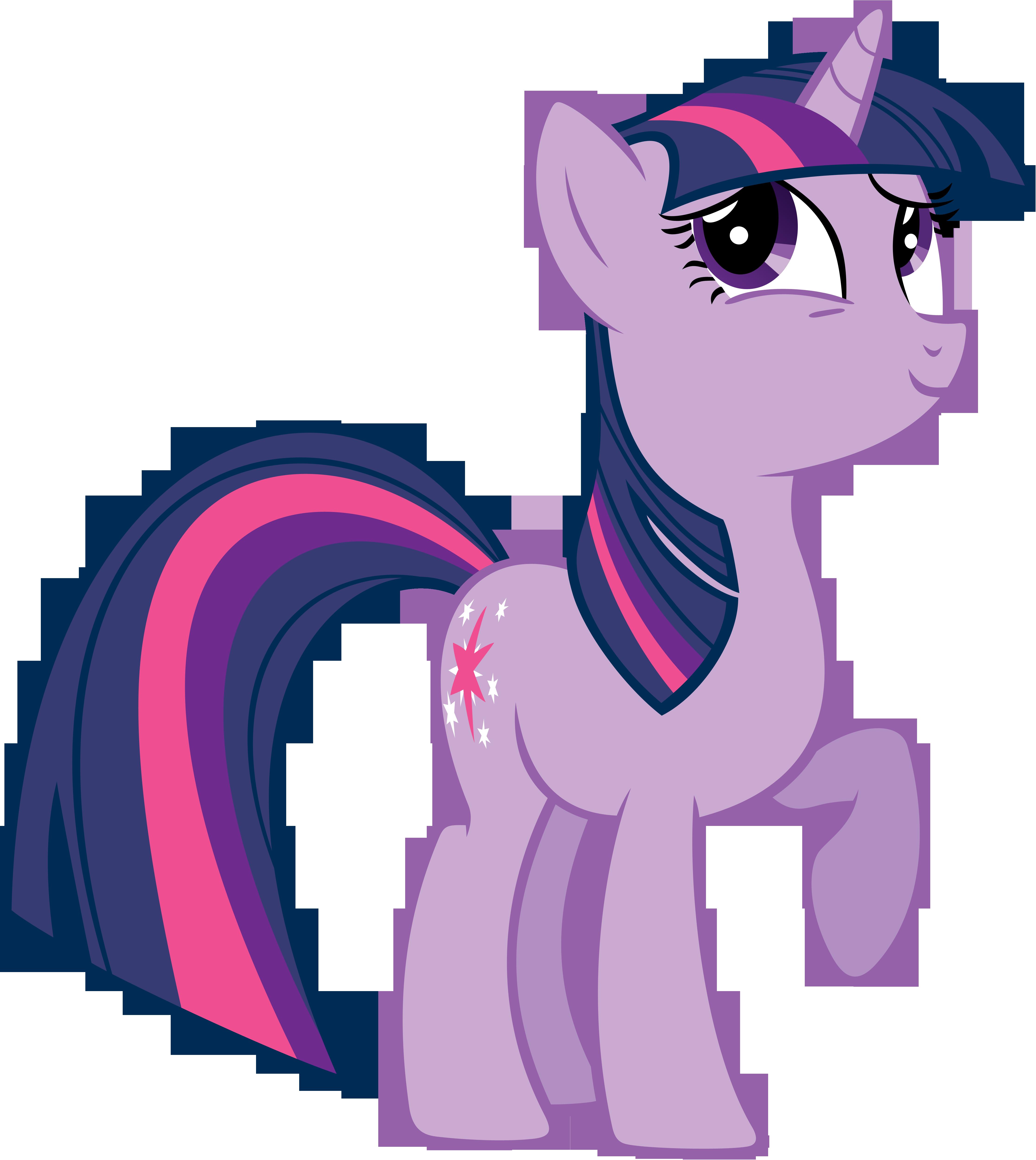 Twilight Sparkle Vector by piranhaplant1