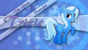 Trixie Wallpaper by piranhaplant1