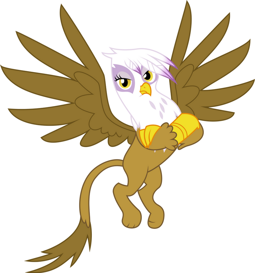 Gilda Vector by piranhaplant1