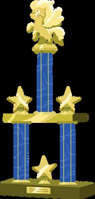 Rainbow Dash's Trophy