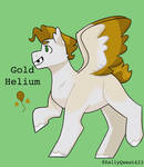 Gold Helium