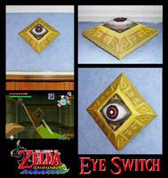LoZ:WW - Eye Switch by Vejit