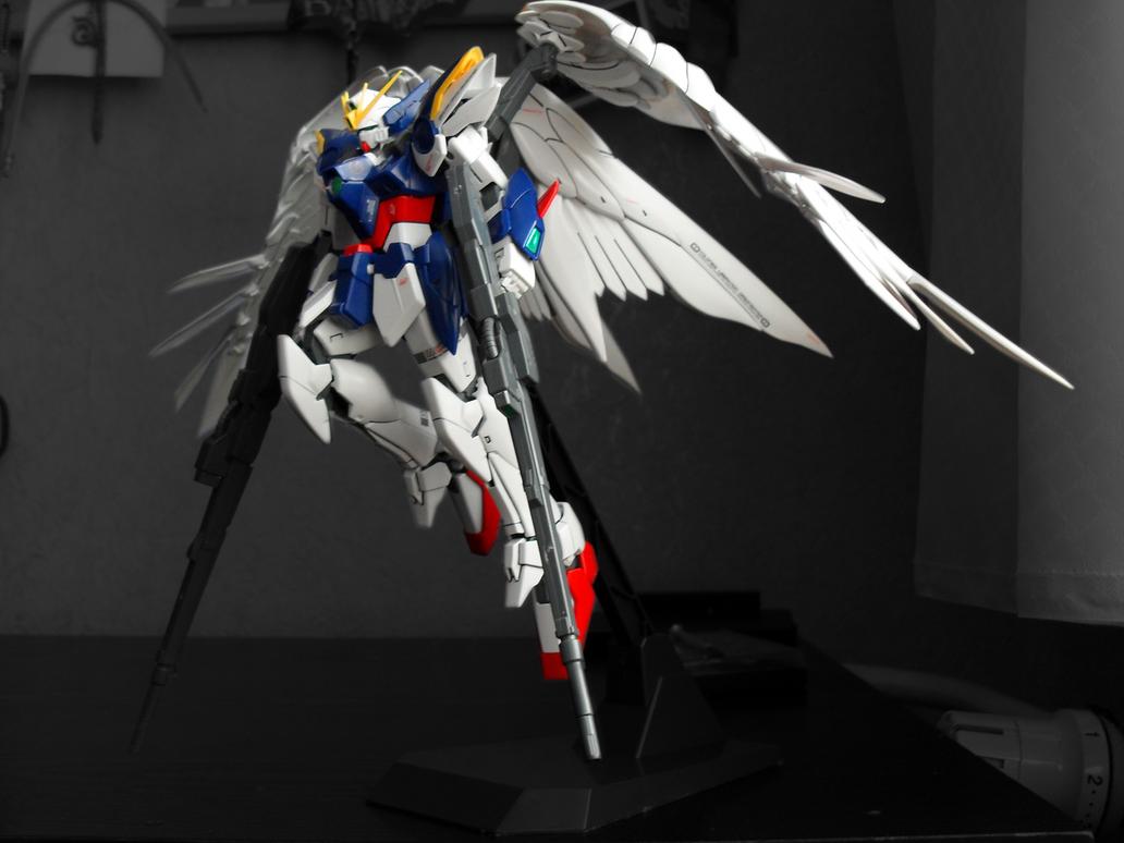 Wing Zero Custom by Vejit