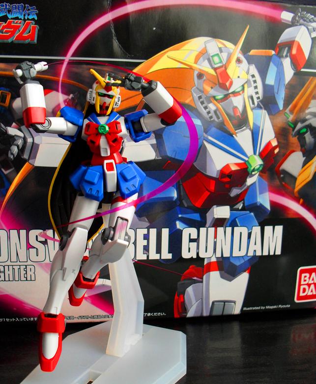 Nobell Gundam by Vejit