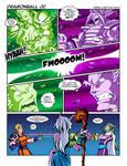 WoW Comic - Dragonball JC