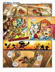 WoW Comic - No Skill To Kill