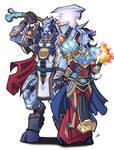 Commission - Eizer and Gothira