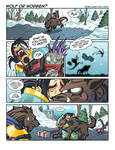 WoW Comic - Wolf or Worgen?