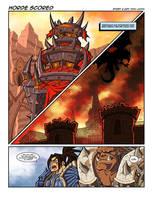 WoW Comic - Horde Scored by Lukali
