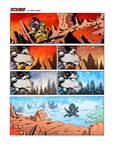 WoW Comic - Zones