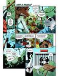 WoW Comic - Not a Panda