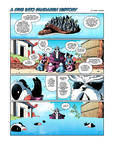 WoW Comic - A Dive Into Pandaren History