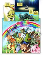 Wow Comic - Wowmon by Lukali