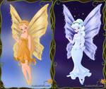 Fairies of the Sun and Moon