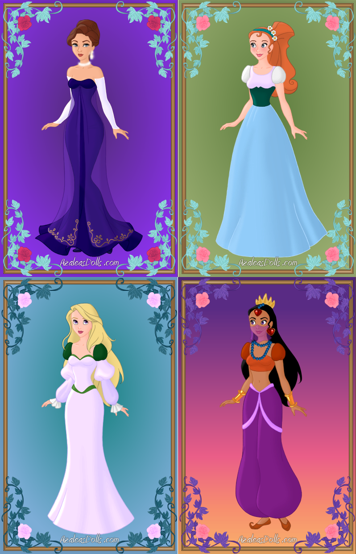 Non Disney Princesses Deviantart images