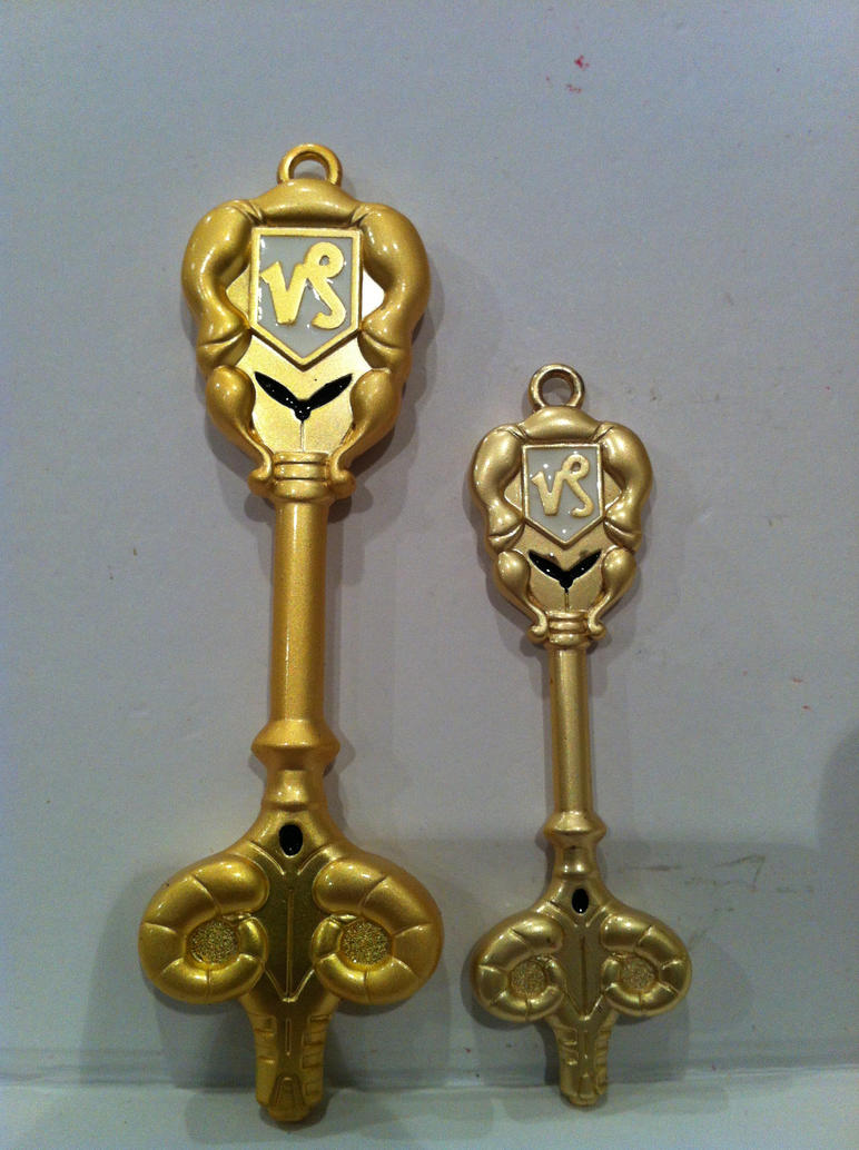 Gate of the Goat Keys from Fairy Tail by Umnei on DeviantArt