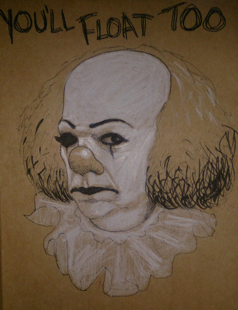 Pennywise by MacNeacail