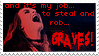Graves Stamp by Neon-Stitches