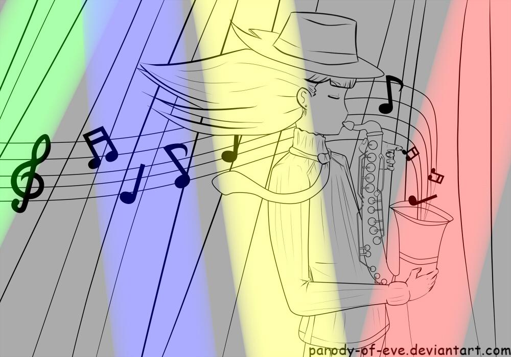 Smooth Jazzer by Parody-of-Eve