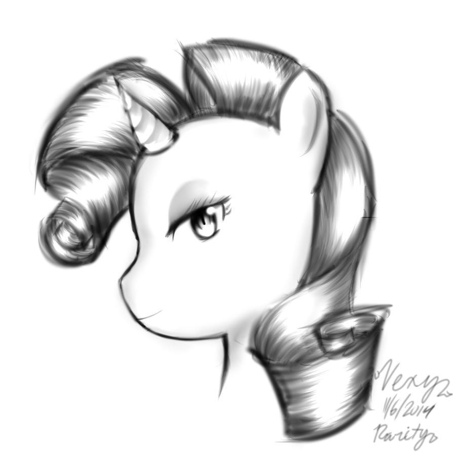 Rarity by Parody-of-Eve