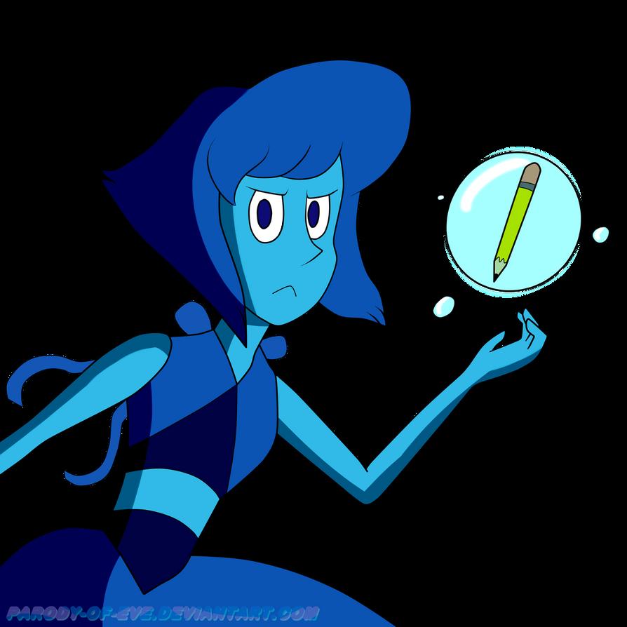 'Lapis' Lazuli by Parody-of-Eve