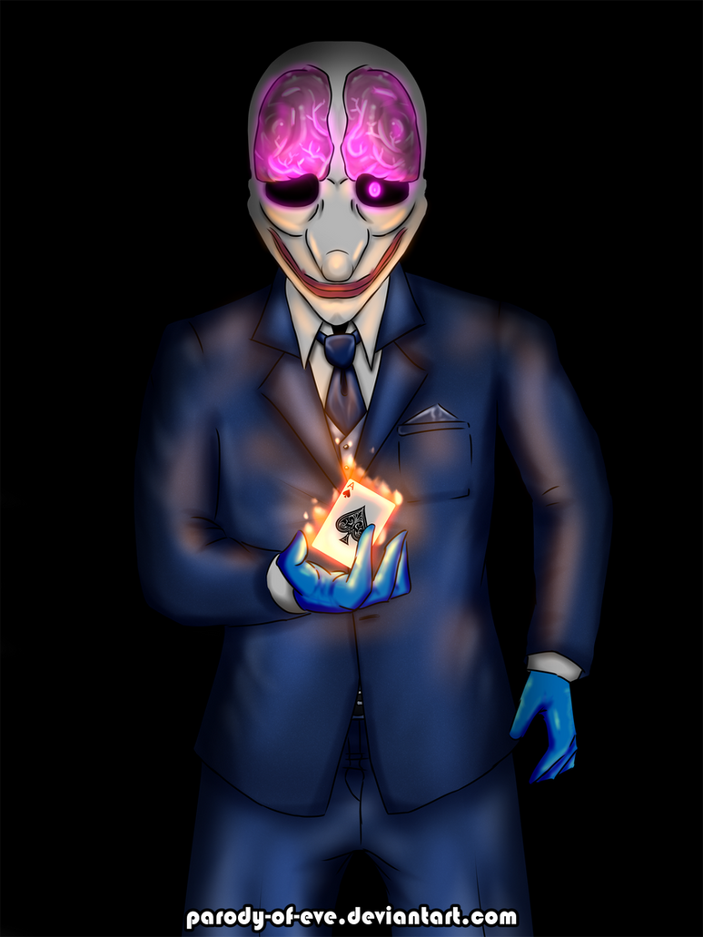 Payday 2 - The Infamous Houston by Parody-of-Eve