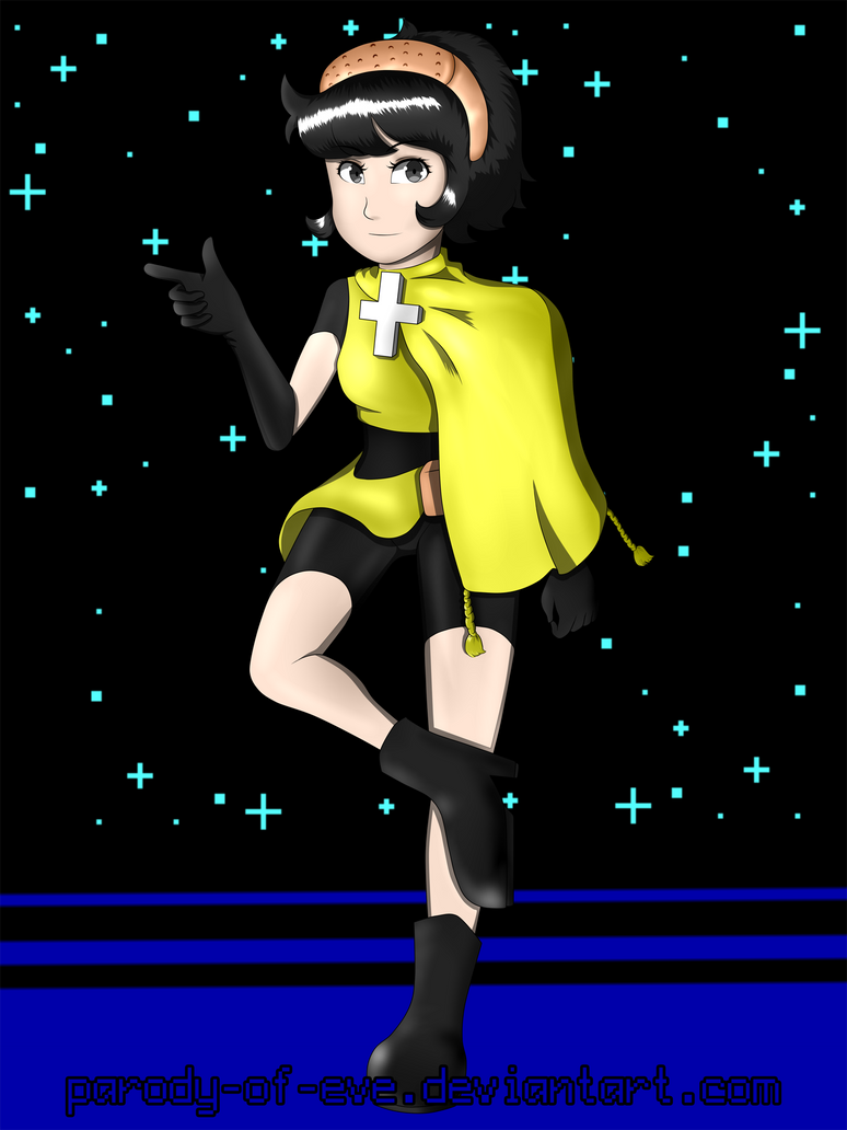 Princess Remedy by Parody-of-Eve