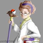 Pokemon - Professor Magnolia