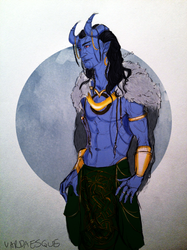 Prince of Jotunheim