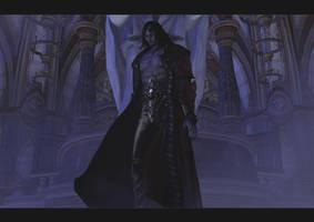 Dracul Laments by DarkLightsJesteR