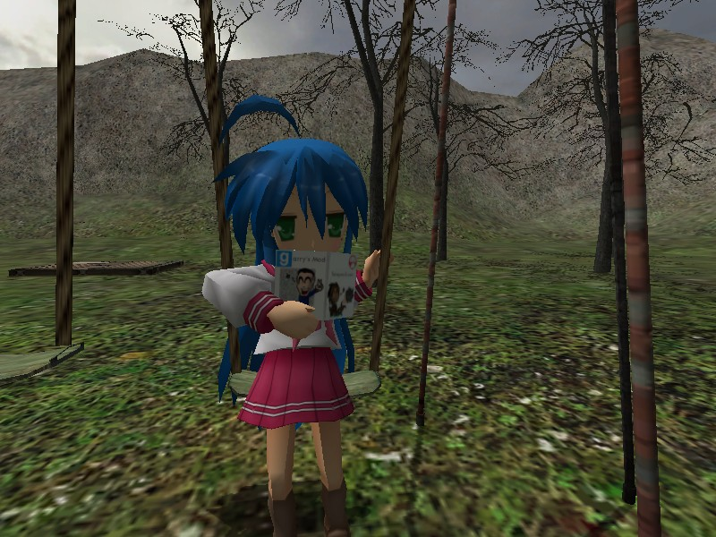 GMOD : Konata by Shiga95