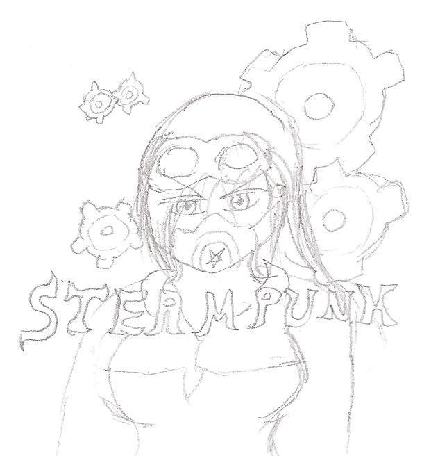 Steampunk'