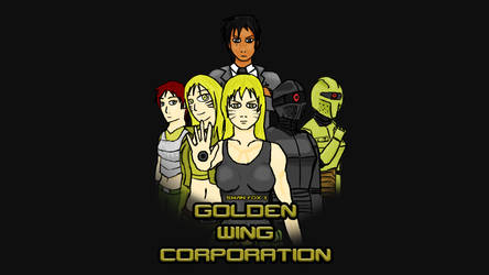 Golden Wing Corporation by Shiga95