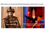 Jafar Meme by THEMYSTERYWRITER