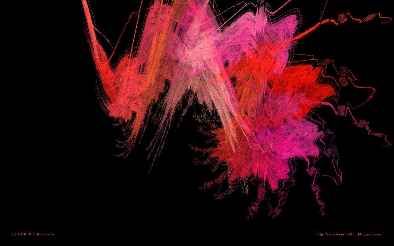 Wallpaper: Explosion of Joy