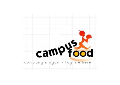 Campus Food Logo Trial1