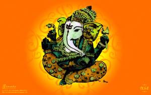 Ganesha by Pallavi by msahluwalia
