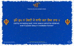 The Eleventh Guru :: Japuji Sahib (1.5b) by msahluwalia