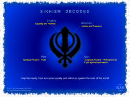 Sikhism Decoded by msahluwalia