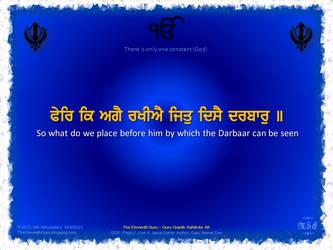The Eleventh Guru :: Japuji Sahib (2.4) by msahluwalia