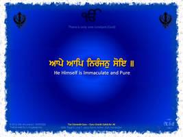 The Eleventh Guru MG00029 :: Japuji Sahib by msahluwalia