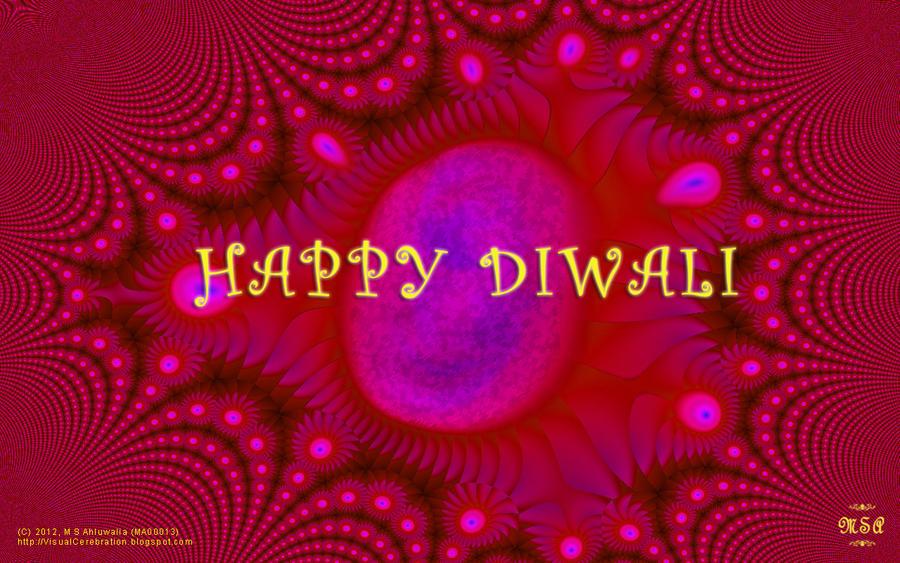 Wallpaper :: Happy Diwali