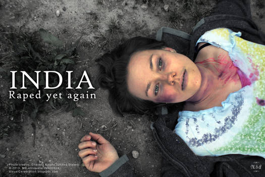 India - Raped yet again