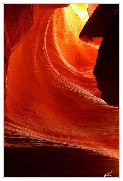 AZU - Upper Antelope Canyon by landscapes