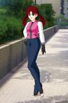 Yaocihuatl/Michelle -Hitomi DOA5 clothes