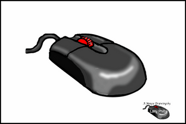 Mouse, Drawn by a Mouse by GiantToby