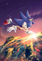 Sonic 03 by splushmaster12