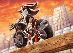Commission #3: Dark Rider